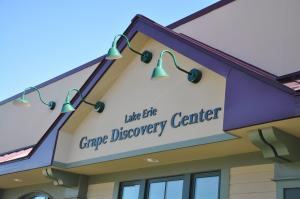 The Grape Discovery Center - Westfield NY